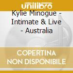Intimate and live cd musicale