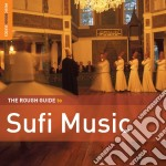 The rough guide to sufi music (second ed cd musicale di Artisti Vari