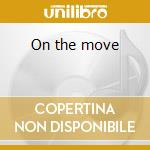 On the move cd musicale di Five Frantic