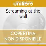 Screaming at the wall cd musicale di Threat Minor