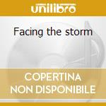 Facing the storm cd musicale di Ambermoon
