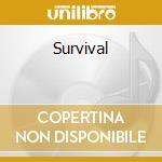 Survival cd musicale di Grand funk railroad