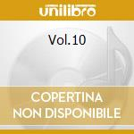 Vol.10 cd musicale