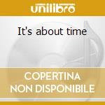 It's about time cd musicale