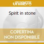 Spirit in stone cd musicale di Lifesavas
