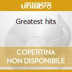 Greatest hits cd musicale di Brown Sawyer