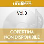 Vol.3 cd musicale
