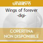 Wings of forever -digi- cd musicale di Quest Power