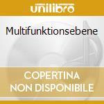 Multifunktionsebene cd musicale