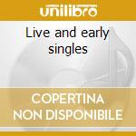Live and early singles cd musicale di Funk Trouble