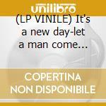 (LP VINILE) It's a new day-let a man come in lp vinile di James Brown