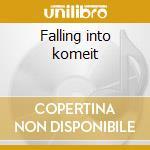 Falling into komeit cd musicale di Robert Lippok