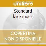 Standard klickmusic cd musicale di Sweden Minimalistik