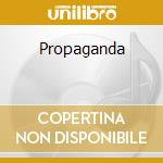 Propaganda cd musicale