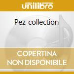 Pez collection cd musicale