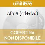 Afo 4 (cd+dvd) cd musicale di Frame