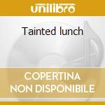Tainted lunch cd musicale di Scissors Safety