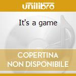 It's a game cd musicale di Frost Edith
