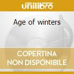 Age of winters cd musicale di The Sword