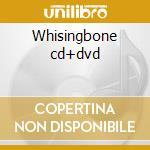 Whisingbone cd+dvd cd musicale di Subtle