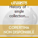 History of - single collection 68/77 cd musicale di T-rex