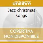 Jazz christmas songs cd musicale
