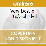 Very best of - ltd/2cd+dvd cd musicale di Doors