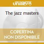 The jazz masters cd musicale di Paul Horn