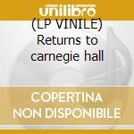 (LP VINILE) Returns to carnegie hall lp vinile di Harry Belafonte