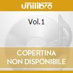 Vol.1 cd musicale di Folketitrai I