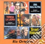 Una Sull'Altra / Tiffany Memorandum / Teresa La Ladra cd musicale di O.S.T.