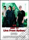 U2 - Zoo Tv - Live From Sydney dvd