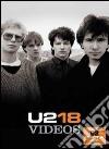 U2 - 18 Videos dvd