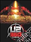 (Blu Ray Disk) U2. 360° At the Rose Bowl dvd