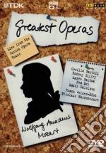 Wolfgang Amadeus Mozart. Greatest Operas film in dvd