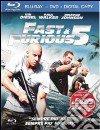 Fast And Furious 5 (Blu-Ray+Dvd+Digital Copy) dvd