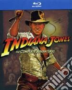 (Blu Ray Disk) Indiana Jones - The Complete Adventures (5 Blu-Ray) film in blu ray disk di Steven Spielberg