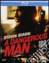 (Blu Ray Disk) A Dangerous Man. Solo contro tutti dvd