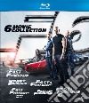 (Blu Ray Disk) Fast & Furious - 6 Film Collection (6 Blu-Ray) dvd