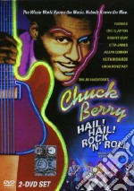 Chuck Berry. Hail! Hail! Rock'n'Roll film in dvd di Taylor Hackford