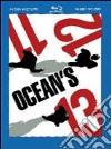Ocean's 11 - 12 - 13 (Cofanetto 3 DVD) dvd