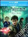(Blu Ray Disk) Harry Potter e i doni della morte. Parte 2. 3D dvd