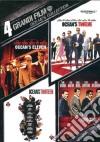 4 grandi film. Ocean's Collection (Cofanetto 4 DVD) dvd