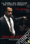 Find Me Guilty - Prova A Incastrarmi dvd