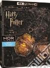 Harry Potter E I Doni Della Morte - Parte 02 (Blu-Ray 4K Ultra HD+Blu-Ray) dvd