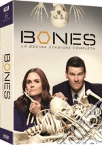 Bones - Stagione 10 (6 Dvd) dvd