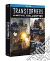(Blu Ray Disk) Transformers - Quadrilogia (5 Blu-Ray) dvd