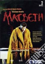 Verdi - Macbeth  - Welser-Most/Hampson/Marrocu/Scandiuzzi/Opera Di Zurigo (2 Dvd) film in dvd di David Pountney