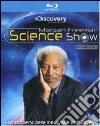 (Blu Ray Disk) Morgan Freeman Science Show dvd