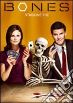 Bones. Stagione 3 film in dvd